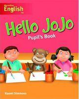 Підручник Hello Jojo Pupil's Book 1