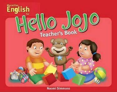 %D0%9F%D1%96%D0%B4%D1%80%D1%83%D1%87%D0%BD%D0%B8%D0%BA+Hello+Jojo+Teacher%27s+Book - фото 1