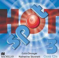 Диск для лазерних систем зчитування Hot Spot 3 CD