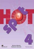 Підручник Hot Spot 4 AB
