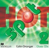 Диск для лазерних систем зчитування Hot Spot 2 CD