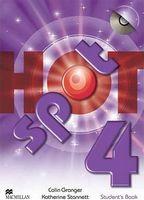 Підручник Hot Spot 4 Student's Book + CD
