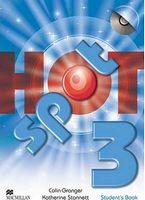 Підручник Hot Spot 3 student's Book + CD
