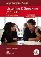 Improve your Skills for IELTS 6.0-7.5 Listening & Speaking + key + MPO