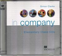 Диск для лазерних систем зчитування In Company elementary CD
