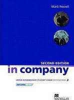 Підручник In Company 2nd Edition Upper Intermediate SB + CD-ROM