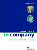 Підручник In Company 2nd Edition Pre-Intermediate Student's Book + CD-ROM