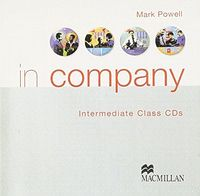 Диск для лазерних систем зчитування In Company intermediate CD