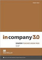 Підручник In Company 3.0 Starter Teacher's Book Premium Plus Pack