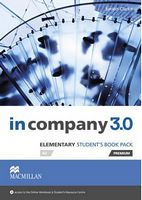 Підручник In Company 3.0 Elementary Student's Book Pack