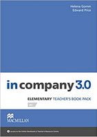 Підручник In Company 3.0 Elementary Teacher's Book Premium Plus Pack