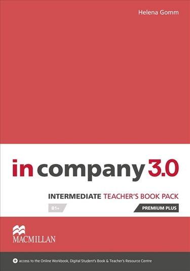%D0%9F%D1%96%D0%B4%D1%80%D1%83%D1%87%D0%BD%D0%B8%D0%BA+In+Company+3.0+Intermadiate+Teacher%27s+Book+Premium+Plus+Pack - фото 1