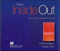 Диск для лазерних систем зчитування New Inside Out Intermediate CD