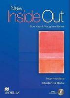 Підручник New Inside Out Intermediate Student's Book + CD-ROM