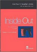 Підручник INSIDE OUT  Upper-Int Grammar Companion