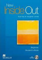 Підручник New Inside Out Beg SB Pk