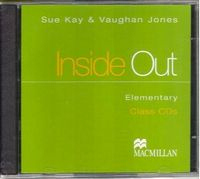 Диск для лазерних систем зчитування Inside Out elementary CD