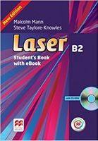 Підручник Laser B2 (3rd Edition) Student's Book + CD Rom + MPO + eBook