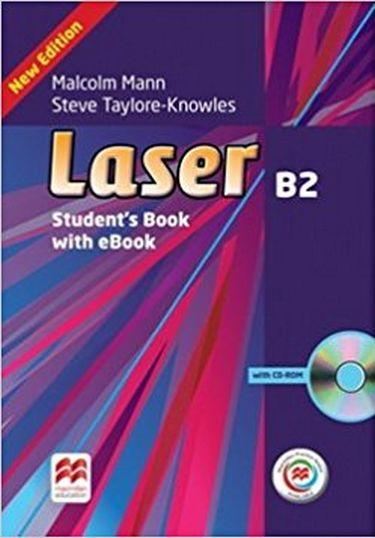 %D0%9F%D1%96%D0%B4%D1%80%D1%83%D1%87%D0%BD%D0%B8%D0%BA+Laser+B2+%283rd+Edition%29+Student%27s+Book+%2B+CD+Rom+%2B+MPO+%2B+eBook - фото 1