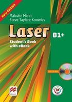 Підручник Laser B1+ (3rd Edition) Student's Book + MPO + eBook Pack