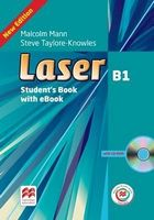 Підручник Laser B1 (3rd Edition) Student's Book + MPO + eBook Pack