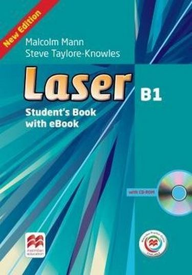 %D0%9F%D1%96%D0%B4%D1%80%D1%83%D1%87%D0%BD%D0%B8%D0%BA+Laser+B1+%283rd+Edition%29+Student%27s+Book+%2B+MPO+%2B+eBook+Pack - фото 1