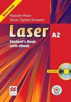 Підручник Laser A2 Student's Book + MPO + eBook Pack