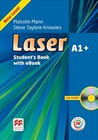Підручник Laser A1+ Student's Book + MPO + eBook Pack