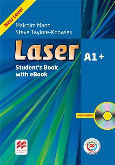 %D0%9F%D1%96%D0%B4%D1%80%D1%83%D1%87%D0%BD%D0%B8%D0%BA+Laser+A1%2B+Student%27s+Book+%2B+MPO+%2B+eBook+Pack - фото 1