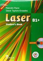 Підручник Laser B1+ (3rd Edition) Student's Book + CD Rom + MPO