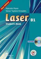 Підручник Laser B1 (3rd Edition) Student's Book + CD Rom + MPO