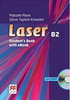 Підручник Laser (3rd Edition) B2 Student's Book + eBook Pack