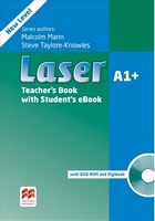 Підручник Laser A1+ (3rd Edition) TE + eBook Pack