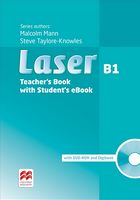 Підручник Laser B1 (3rd Edition) TE + eBook Pack