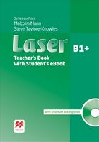 Підручник Laser B1+ (3rd Edition) TE + eBook Pack