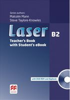 Підручник Laser B2 (3rd Edition) TE + eBook Pack