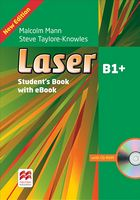Підручник Laser (3rd Edition) B1+ Student's Book + eBook Pack