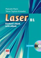 Підручник Laser (3rd Edition) B1 Student's Book + eBook Pack