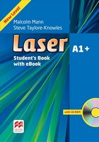 Підручник Laser A1+ Student's Book + eBook Pack