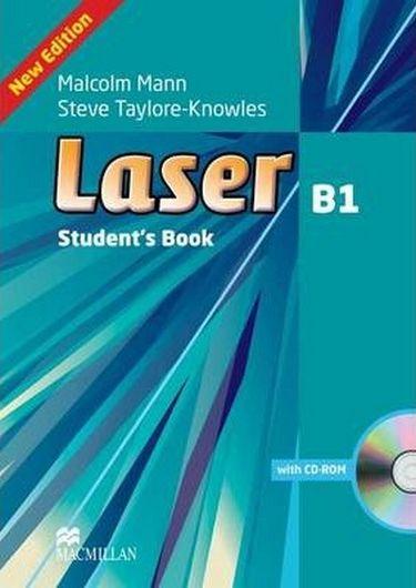 %D0%9F%D1%96%D0%B4%D1%80%D1%83%D1%87%D0%BD%D0%B8%D0%BA+Laser+B1+Student%27s+Book+%2B+CD+ROM - фото 1