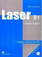 Підручник Laser B1 Teacher's Book + Test CD Pack