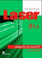 Підручник Laser B1+  Student's Book + CD ROM