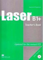 Підручник Laser B1+  Teacher's Book + Test CD Pack