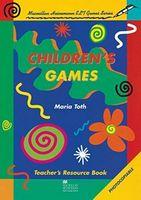 Підручник Children's Games Resource Book