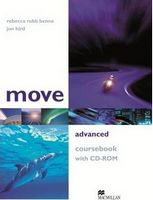 Підручник MOVE Advanced Student's Book + CDROM