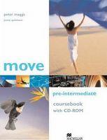 Підручник MOVE Pre--intermediate Student's Book + CDROM