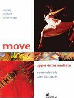 Підручник MOVE Upper intermediate Student's Book + CDROM