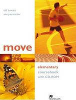 Підручник MOVE Elementary Student's Book + CDROM