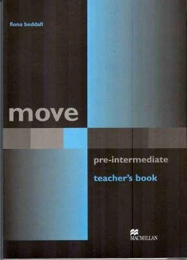 %D0%9F%D1%96%D0%B4%D1%80%D1%83%D1%87%D0%BD%D0%B8%D0%BA+MOVE+Pre--intermediate+Teacher%27s+Book - фото 1