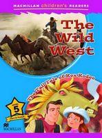 Підручник Macmillan Children's Readers Level 5 The wild west